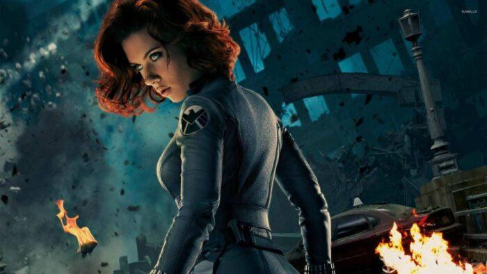 Black Widow..επιτέλους μόνη!